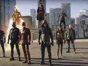 The Dominators Crossover The CW Arrow Flash Supergirl Legends of Tomorrow FLARROW.pl invasion