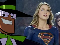 The Flash Supergirl crossover music meister