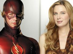 Anne Dudek The Flash Tracy Brand