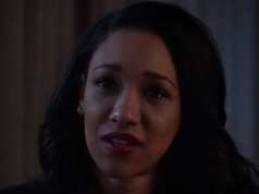 Iris West Candice Patton Cry The Flash FLARROW.pl