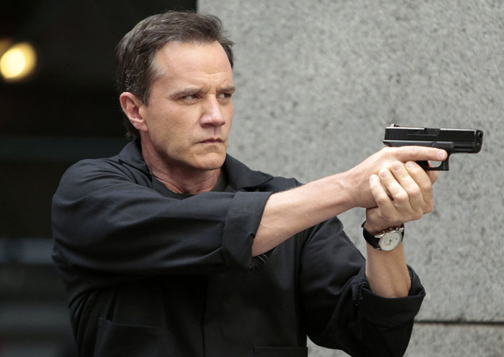 "WHITE COLLAR -- ""Au Revoir"" Episode 606 -- Pictured: Tim DeKay as Peter Burke -- (Photo by: Giovanni Rufino/USA Network)"