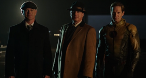 Legends of Tomorrow Chicago Way Legion of Doom Merlyn Dhark Reverse Flash Thawne Flarrow.pl Flarrow