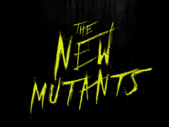 The New Mutants logo movie