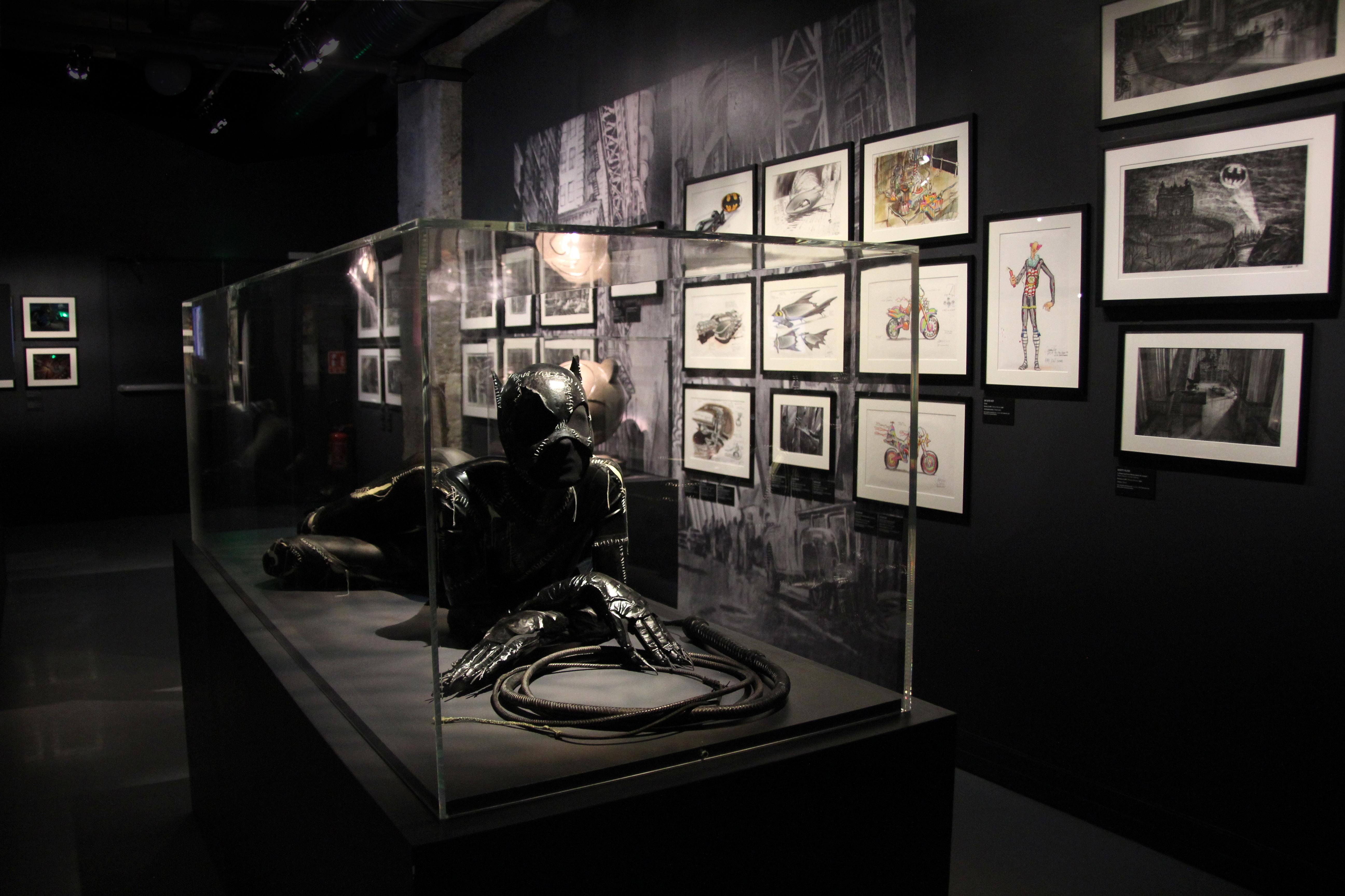 Zdjęcie wykonane w Art Ludique Le Musee w Paryżu
