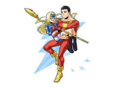 Shazam i Stargirl