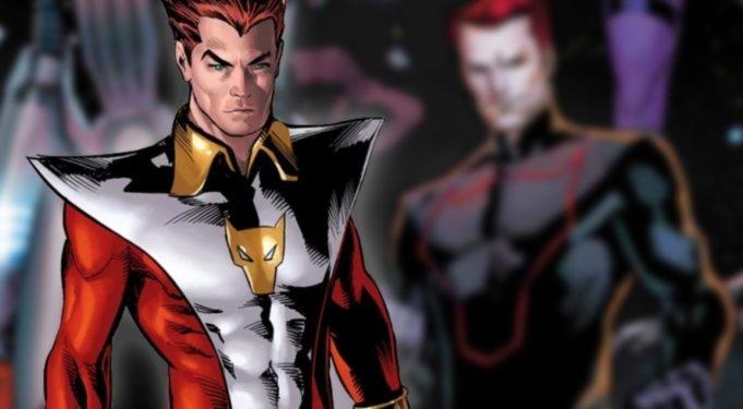 Starfox, Marvel