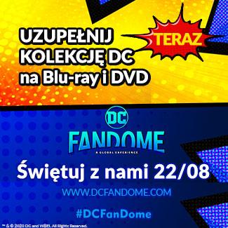 Kolekcja filmów DC