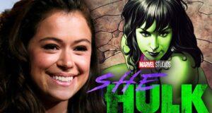 Tatiana Maslany She Hulk Marvel